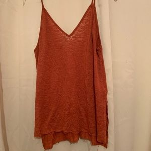 Urban outfitters women's spaghetti strap top